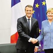COP23: les promesses de Macron et Merkel