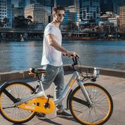 Les opérateurs de bicyclettes avec borne sont prêts à réagir