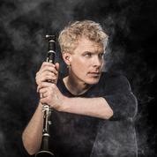 Martin Fröst, la clarinette à plein tube