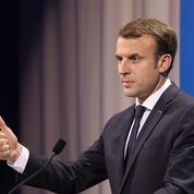 Les entrepreneurs jugent positives les réformes de Macron