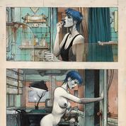 Enki Bilal, un artiste contemporain sorti du cadre de la bande dessinée
