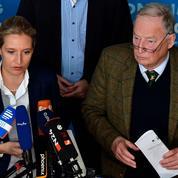 Allemagne: les populistes de l'AfD se réjouissent «naturellement» de l'échec de Merkel