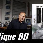 Bug :quand la planète perd la mémoire, Enki Bilal retrouve l'inspiration
