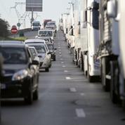 Les routiers mobilisés pour ne pas être des «salariés low cost»