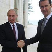 Syrie: les Occidentaux mis sur la touche par la Russie