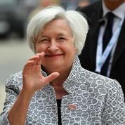 Janet Yellen quittera la Fed début février