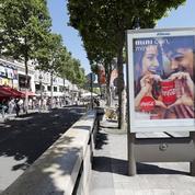 Âpre bataille pour le marché de l'affichage à Paris