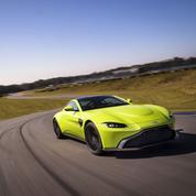 Aston Martin Vantage, la GT de demain