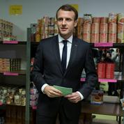 «On ne peut pas prendre toute la misère du monde» : les propos de Macron font polémique