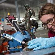 Louvre: un nouvel accélérateur de particules au musée