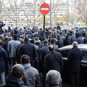 Une manifestation de VTC provoque d'importants embouteillages à Paris