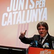 La tentation eurosceptique de Puigdemont