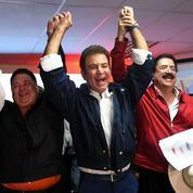 Honduras: Nasralla donné en tête de la présidentielle