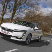 Honda Clarity, en promoteur de l'hydrogène