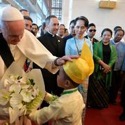 Le pape François face au tabou des Rohingyas