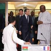 Protection d'Emmanuel Macron en Afrique: une quarantaine d'anges gardiens mobilisés