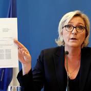 La Banque de France valide la fermeture des comptes du FN, qui contre-attaque