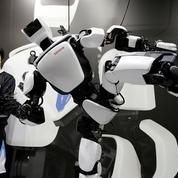 Le dernier robot de Toyota peut imiter parfaitement le déhanché humain