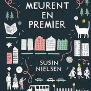 Les optimistes meurent en premier ,de Susin Nielsen: le premier amour