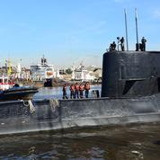 Sous-marin argentin : la Marine met fin à la recherche d'éventuels survivants