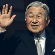 L'empereur japonais Akihito abdiquera le 30 avril 2019