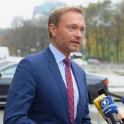 Christian Lindner, l'autre adversaire de Merkel