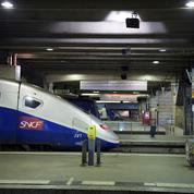 Le trafic a repris normalement à la gare Montparnasse