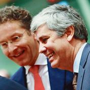 Mario Centeno, nouveau chef de l'Eurogroupe