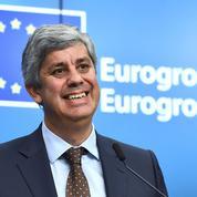 Mario Centeno, nouveau président de l'Eurogroupe, «Ronaldo de l'Écofin»
