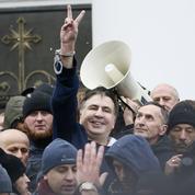 Saakachvili défie le pouvoir ukrainien