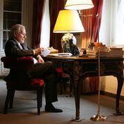 Du côté de chez Jean d'Ormesson : quand l'écrivain recevait à Neuilly