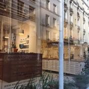 Rue Notre-Dame-de-Nazareth, bénie des néobobos