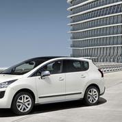 Voiture électrique: Renault en tête, PSA accélère