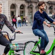 Gobee connaît des couacs avec ses vélos sans borne à Paris