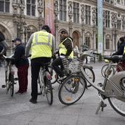 Les salariés Vélib repris par Smoovengo