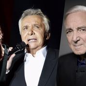 Eddy Mitchell, Michel Sardou, Charles Aznavour... leurs adieux à la «légende» Johnny