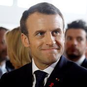 """Guillaume Tabard : «La carte """"planète"""" d'Emmanuel Macron»"""
