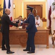 Moisson de contrats pour la France au Qatar