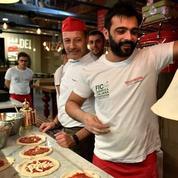 Le pizzaiolo fait son entrée au patrimoine immatériel de l'humanité