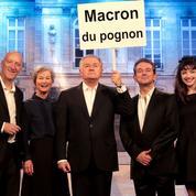 Tout est bon dans le Macron : aux Deux Ânes, Jacques mouille le Mailhot