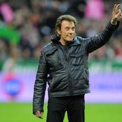 Un morceau de Johnny diffusé dans les stades de Ligue 1 ce week-end