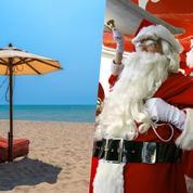 Vacances de Noël : les Français favorisent le soleil et les mégalopoles