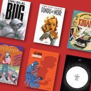 Noël 2017: une sélection de bandes dessinées pour les cadeaux