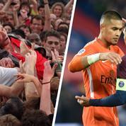 L'hommage à Hallyday au Parc des Princes a procuré des «frissons» aux joueurs du PSG
