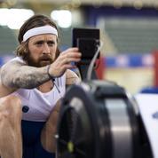 Bradley Wiggins se met à l'aviron et vise les JO 2020