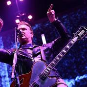 Josh Homme blesse une photographe lors d'un concert de Queens of the Stone Age