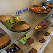 Birkenstock quitte Amazon à cause des contrefaçons