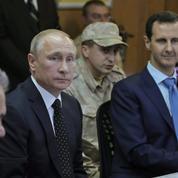 Syrie: une victoire russe en trompe l'œil