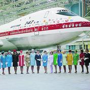Le mythique Boeing 747 se retire du ciel américain