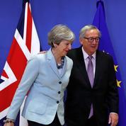 Négociations du Brexit: le plus dur commence